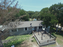 Photo of 151 TURKEY DR, Pipe Creek, TX 78063 (MLS # 1250281)