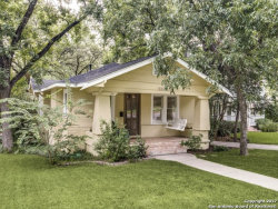 Photo of 315 JOLIET AVE, Alamo Heights, TX 78209 (MLS # 1251451)