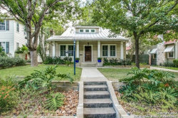 Photo of 343 WILDROSE AVE, Alamo Heights, TX 78209 (MLS # 1252238)