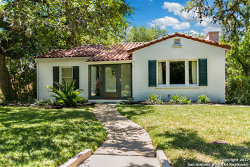 Photo of 322 EVANS AVE, Alamo Heights, TX 78209 (MLS # 1255741)