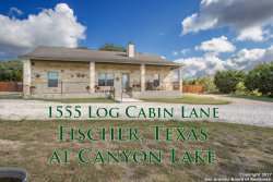 Photo of 1555 LOG CABIN LN, Fischer, TX 78623 (MLS # 1256467)