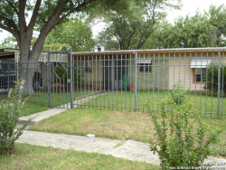 Photo of 330 SURRELLS AVE, San Antonio, TX 78228 (MLS # 1262574)