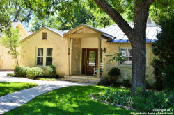 Photo of 210 COLLEGE BLVD, Alamo Heights, TX 78209 (MLS # 1263463)