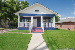 Photo of 309 STAFFORD ST, San Antonio, TX 78208 (MLS # 1265966)