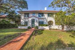 Photo of 219 ARGYLE AVE, Alamo Heights, TX 78209 (MLS # 1280567)