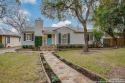 Photo of 428 CANTERBURY HILL ST, Terrell Hills, TX 78209 (MLS # 1283623)