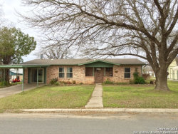 Photo of 605 Olive St, Jourdanton, TX 78026 (MLS # 1292571)