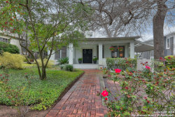 Photo of 123 KENNEDY AVE, Alamo Heights, TX 78209 (MLS # 1295774)