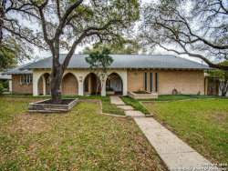 Photo of 102 Cotillion Dr, Castle Hills, TX 78213 (MLS # 1297729)