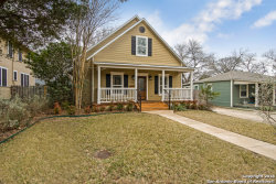 Photo of 504 ABISO AVE, Alamo Heights, TX 78209 (MLS # 1310448)