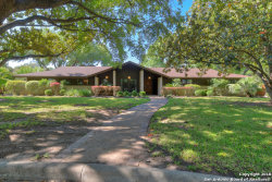 Photo of 113 IRONGATE RD, Castle Hills, TX 78213 (MLS # 1310901)