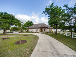 Photo of 6035 DERBY WAY, Bulverde, TX 78163 (MLS # 1311870)