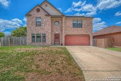 Photo of 9523 DIAMOND CLIFF DR, Helotes, TX 78023 (MLS # 1322144)