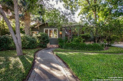 Photo of 112 MAYFLOWER ST, Alamo Heights, TX 78209 (MLS # 1323679)