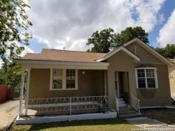 Photo of 438 GREER ST, San Antonio, TX 78210 (MLS # 1337184)