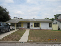 Photo of 471 CLUTTER AVE, San Antonio, TX 78214 (MLS # 1337627)