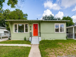 Photo of 639 FLANDERS AVE, San Antonio, TX 78214 (MLS # 1338334)