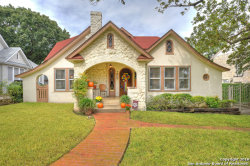 Photo of 225 BELVIDERE DR, Olmos Park, TX 78212 (MLS # 1346939)