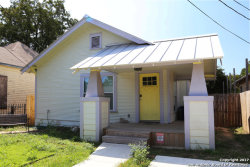 Photo of 1014 BURNET ST, San Antonio, TX 78202 (MLS # 1359627)