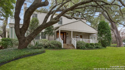 Photo of 142 KENNEDY AVE, Alamo Heights, TX 78209 (MLS # 1366021)