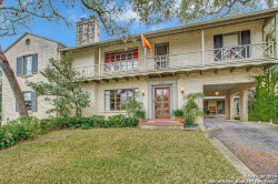 Photo of 222 CLOVERLEAF AVE, Alamo Heights, TX 78209 (MLS # 1368951)