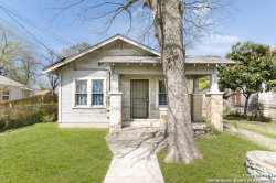Photo of 127 Klein St, San Antonio, TX 78204 (MLS # 1371106)