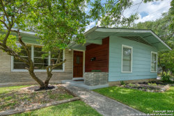 Photo of 503 PILGRIM DR, San Antonio, TX 78213 (MLS # 1384467)