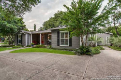Photo of 217 E ELMVIEW PL, Alamo Heights, TX 78209 (MLS # 1384696)