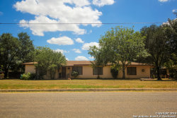 Photo of 123 E Hugo St, Dilley, TX 78017 (MLS # 1399690)
