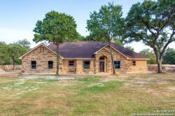 Photo of 139 CIBOLO RIDGE DR, La Vernia, TX 78121 (MLS # 1404217)