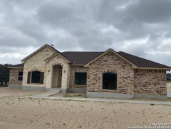 Photo of 1204 HILLSIDE OAKS DR, La Vernia, TX 78121 (MLS # 1405902)