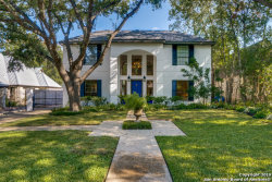 Photo of 123 PARKLANE DR, Olmos Park, TX 78212 (MLS # 1410269)