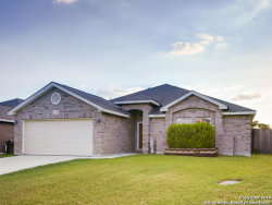 Photo of 10423 Alsfeld Ranch, Helotes, TX 78023 (MLS # 1412098)