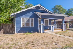 Photo of 207 CLUTTER AVE, San Antonio, TX 78214 (MLS # 1414979)