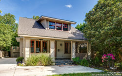 Photo of 105 ROUTT ST, Alamo Heights, TX 78209 (MLS # 1419237)