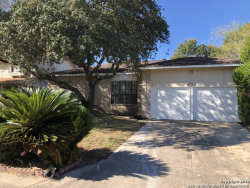 Photo of 8739 TIMBER RANGE, San Antonio, TX 78250 (MLS # 1423360)