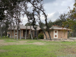 Photo of 10706 Bar X Trail, Helotes, TX 78023 (MLS # 1433569)