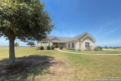 Photo of 11605 LA VERNIA RD, Adkins, TX 78101 (MLS # 1433802)