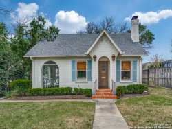 Photo of 352 BLUE BONNET BLVD, Alamo Heights, TX 78209 (MLS # 1440064)