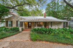 Photo of 228 Tuxedo Ave, Alamo Heights, TX 78209 (MLS # 1446750)