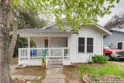 Photo of 219 WEINBERG AVE, San Antonio, TX 78214 (MLS # 1446961)