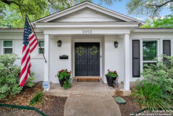 Photo of 2002 EDGEHILL DR, San Antonio, TX 78209 (MLS # 1456137)