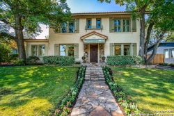 Photo of 148 CLOVERLEAF AVE, Alamo Heights, TX 78209 (MLS # 1463643)