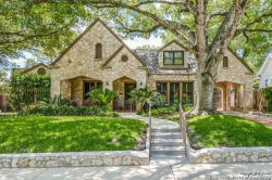 Photo of 248 ROSEMARY AVE, Alamo Heights, TX 78209 (MLS # 1464293)