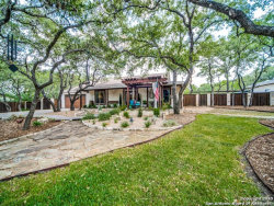 Photo of 4527 EVENING STAR DR, Bulverde, TX 78163 (MLS # 1469182)