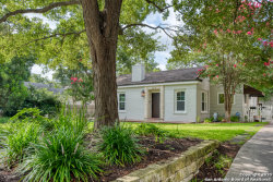 Photo of 324 CLOVERLEAF AVE, Alamo Heights, TX 78209 (MLS # 1469269)