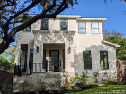 Photo of 212 Alamo Heights Blvd, San Antonio, TX 78209 (MLS # 1480549)