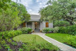 Photo of 326 ENCINO AVE, Alamo Heights, TX 78209 (MLS # 1482819)