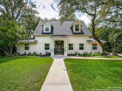 Photo of 2622 FRIAR TUCK RD, San Antonio, TX 78209 (MLS # 1484606)