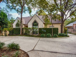 Photo of 256 MONTCLAIR Ave, Alamo Heights, TX 78209 (MLS # 1492515)